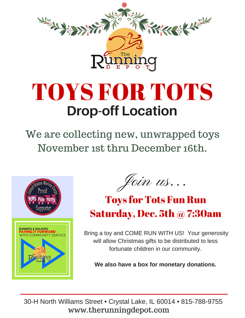 Toys For Tots 2017 Poster : Toys for tots fun run saturday am the